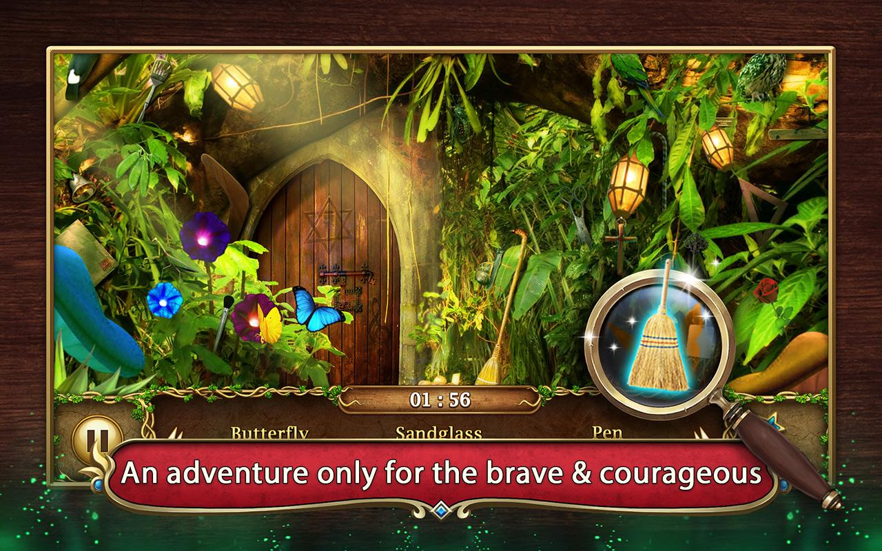 hidden object games free download for android