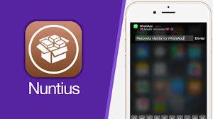 Nuntius WhatsApp Cydia Tweak