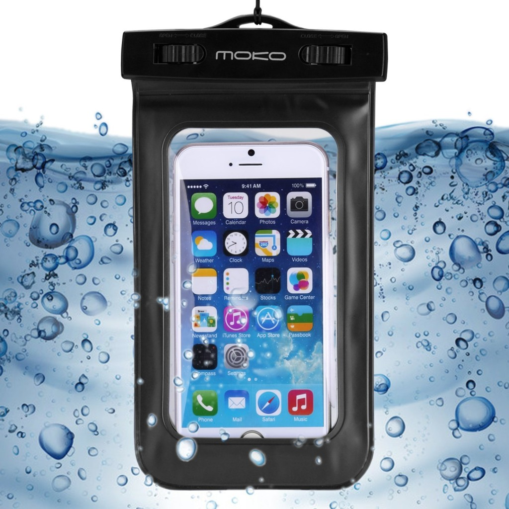 MoKo Universal Waterproof galaxy s6
