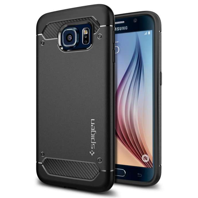 Spigen Resilient Impact Protection galaxy s6