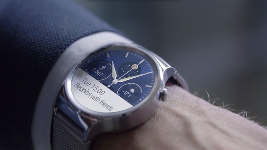 Huawei Smartwatch Alternative to Apple Watch