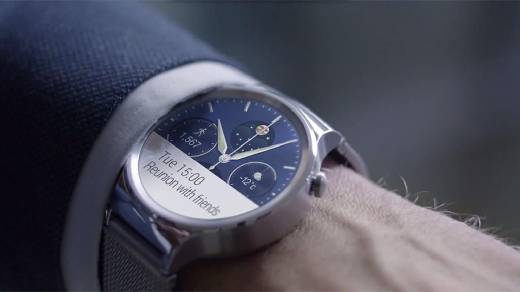 Huawei Smartwatch Alternative to Apple Watch