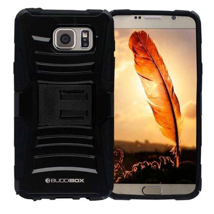 BuddiBox Note 5 Heavy Duty Case