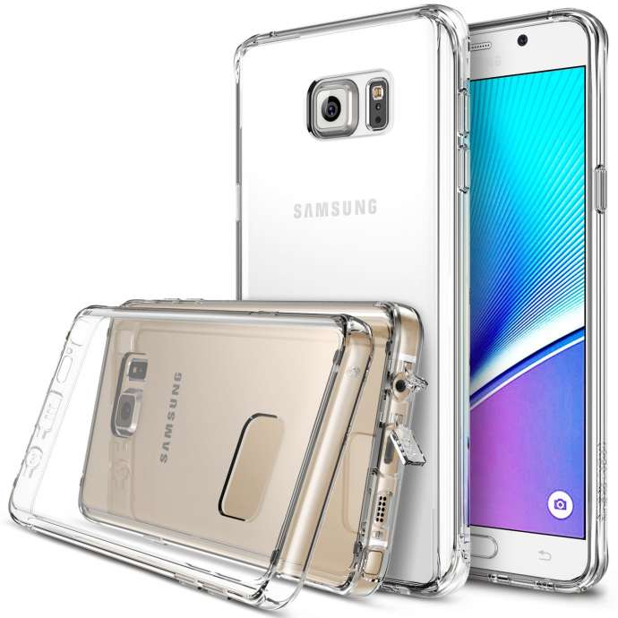 Ringke Clear Case for Note 5