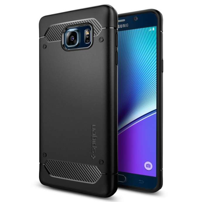 Spigen Armor Galaxy Note 5 Case