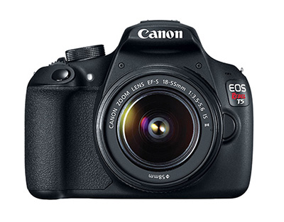 Canon Rebel T5 for night photography