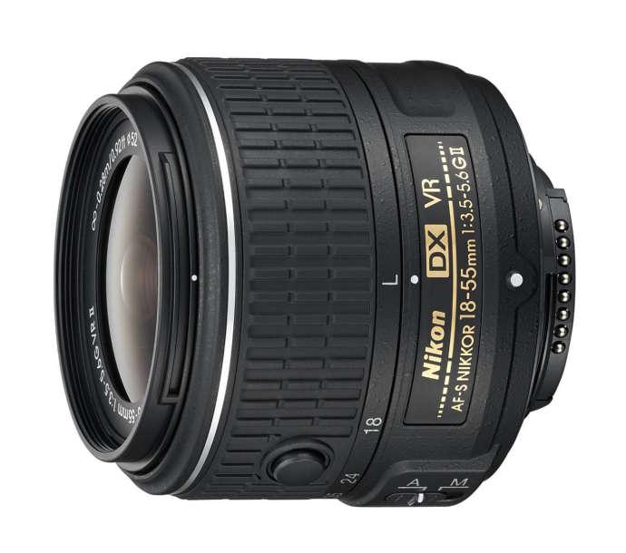 Nikkor Wide Angle Lens