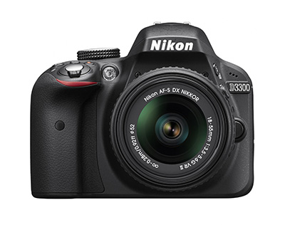 Nikon D3300 for night photography