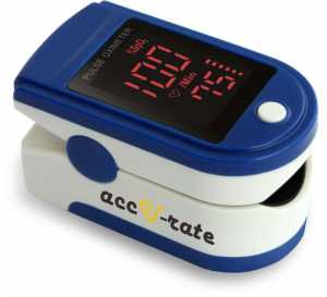 Pulse Blood Oxygen Saturation Monitor Christmas Gift