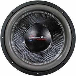 American Bass 18 Inch