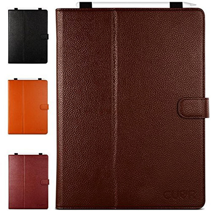 CUVR Genuine Leather iPad Pro Case