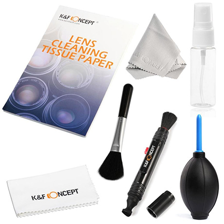 K&F Concept Professional 7in1 Cleaning Kit
