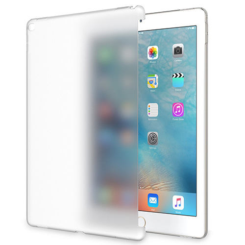 MoKo Frosted Transparent iPad Pro Case