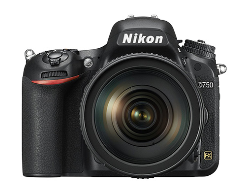 Nikon D750 Wildlife Camera