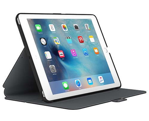 Speck iPad Pro case with stand