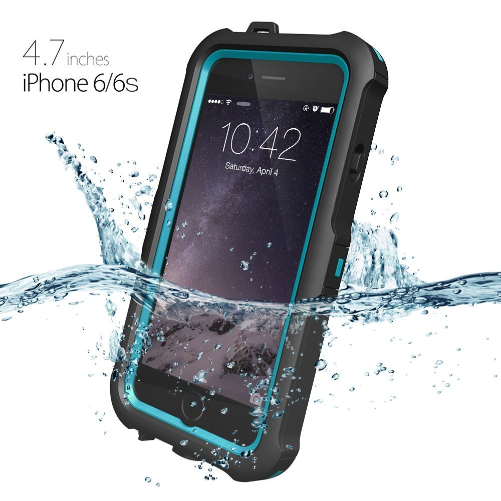 Waterproof iPhone SE cases