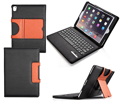 iPad Pro bluetooth keyboard case