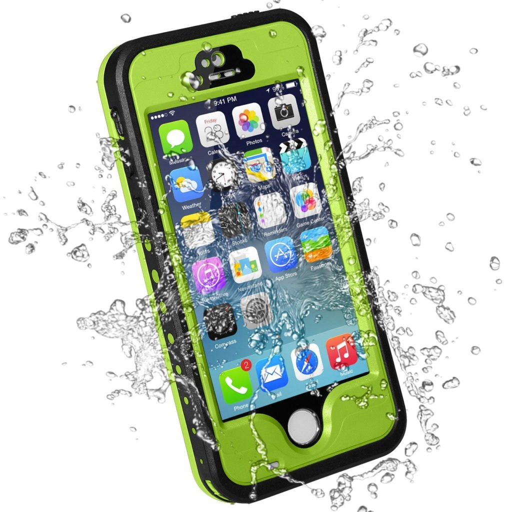 Waterproof iPhone SE case