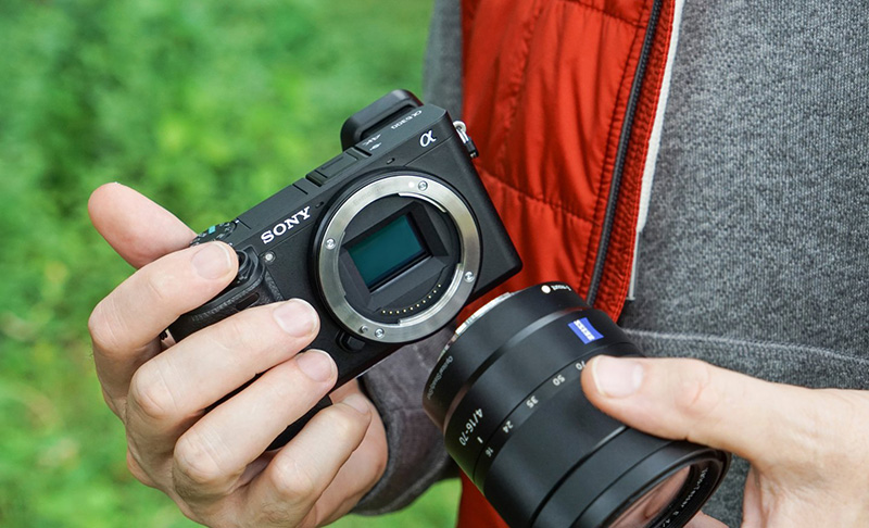 Sony a6300 features