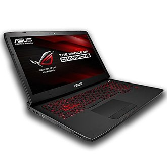 ASUS G751JT 17.3-inch