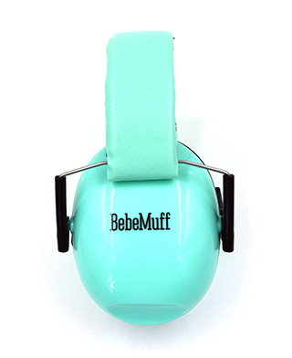 BEBE Muff Hearing Protection
