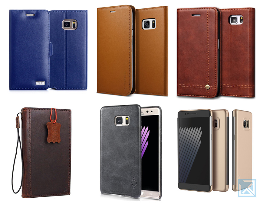 Best Galaxy Note 7 Leather case