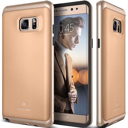 Caseology Leather Cover for Galaxy Note 7