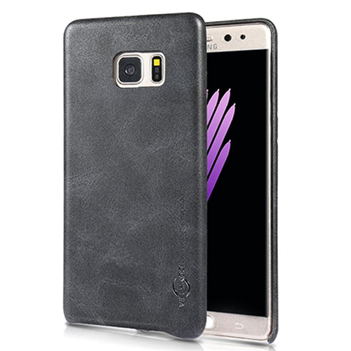 Samsung Galaxy Note 7 leather Case vintage