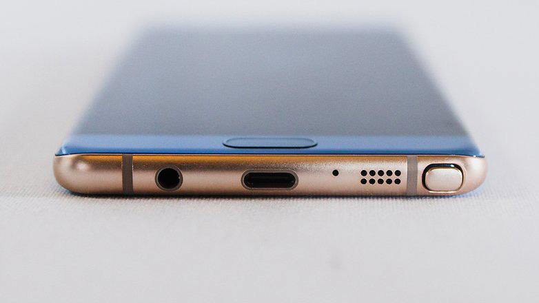 Samsung Galaxy Note7 USB Type-C