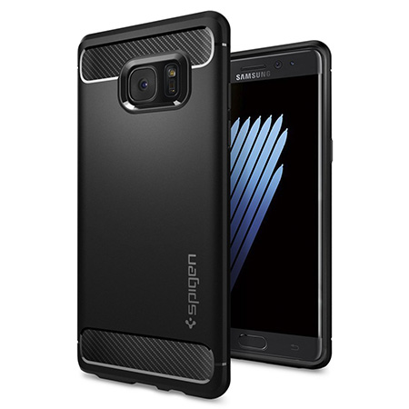 Spigen Shockproof Case for Galaxy Note 7
