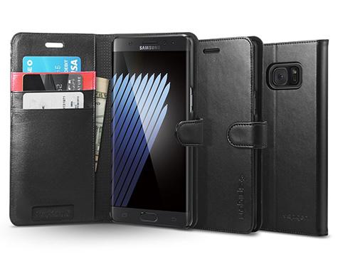 Spigen Wallet Note 7 Case