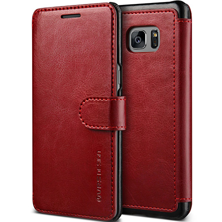 Verus Wallet Style Leather Case for Galaxy Note 7