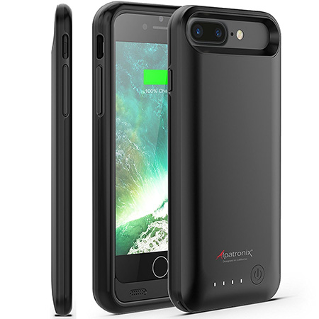 Alpatronix battery case for iPhone 7 plus