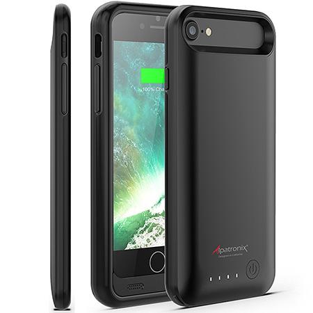 Alpatronix iPhone 7 battery case