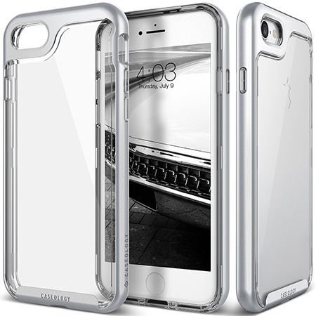 Best clear iPhone 7 case caseology skyfall