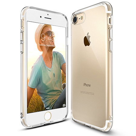Best clear iPhone 7 case Ringke