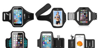 Best iPhone 7 armband