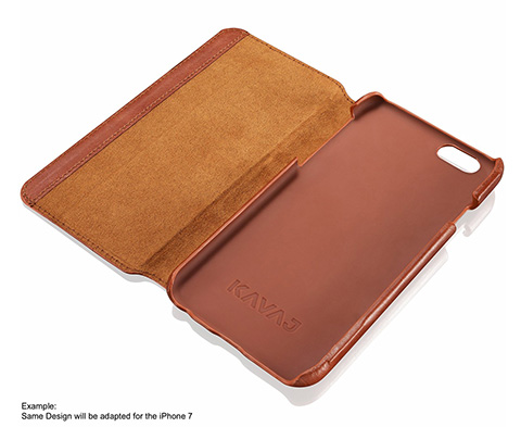 Best iPhone 7 leather case kavaj