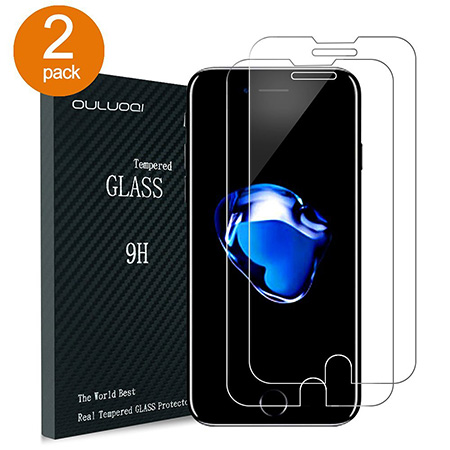 Best iPhone 7 Plus screen protector-ouluoqi