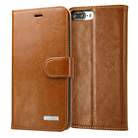 Best iPhone 7 Plus leather case Labato
