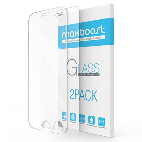 Best iPhone 7 Plus screen protector-maxboost