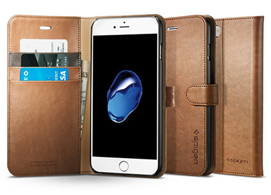 Premium iPhone 7 Plus wallet case
