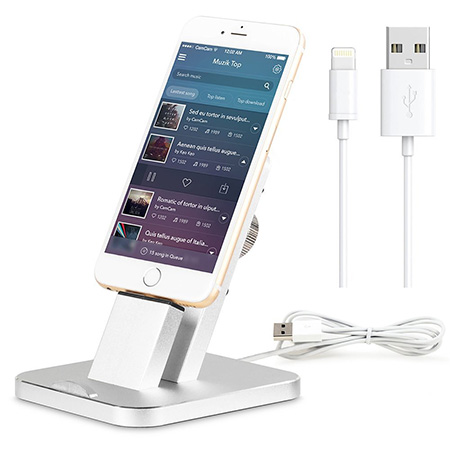 Best iPhone 7 accessories ziku chargning dock