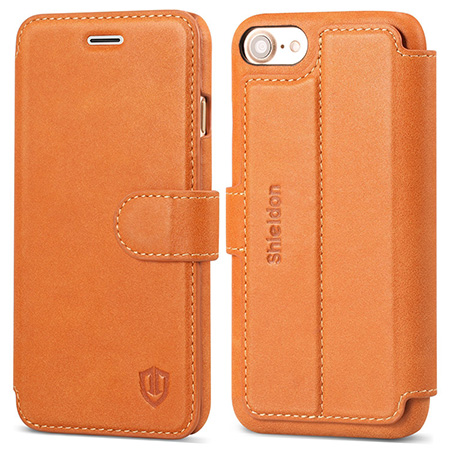 Best iPhone 7 leather case from Shieldon