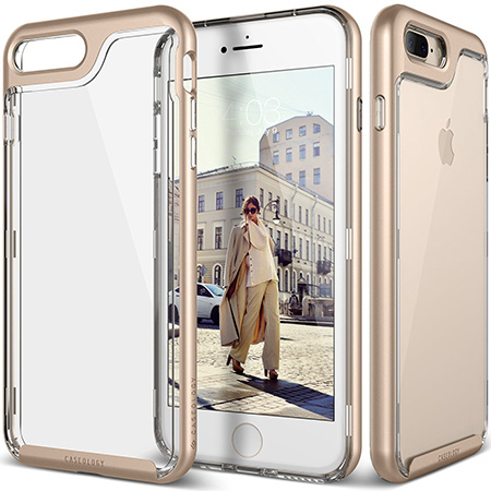 Caseology Transparent iPhone cover