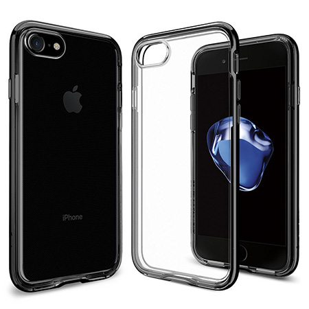 Best clear iPhone 7 case Spigen hybrid