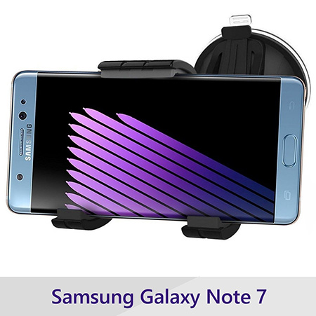 Encased Samsung Note 7 Car Mount