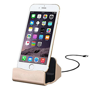 FeBite iPhone 7 and 7 Plus docking station