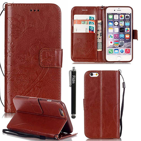 Flidm leather wallet iPhone 7 cover