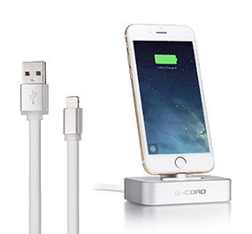 G Cord iPhone 7 and 7 Plus docking station
